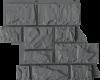 Фасадные панели под камень «Саnadaridge»