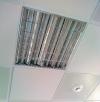 Кассетные потолки CESAL Tegular K90